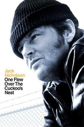 poster for One Flew Over the Cuckoo's Nest