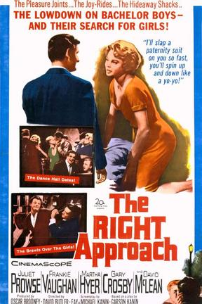 poster for The Right Approach