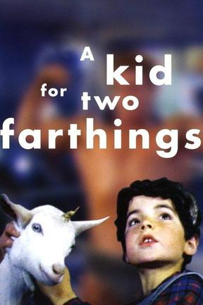 poster for A Kid for Two Farthings