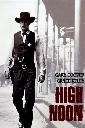 poster for High Noon