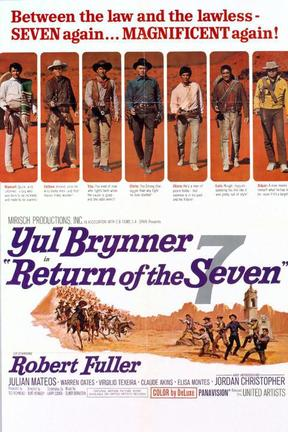 poster for Return of the Seven