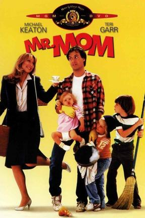poster for Mr. Mom