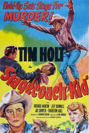 poster for Stagecoach Kid