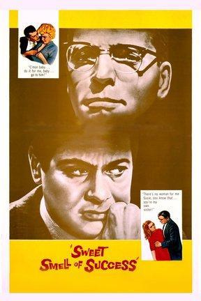 poster for Sweet Smell of Success