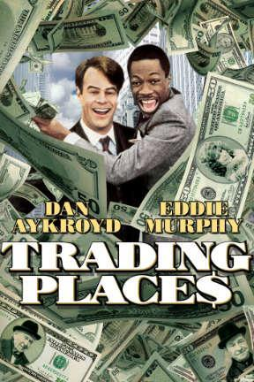 poster for Trading Places