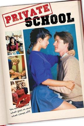 poster for Private School