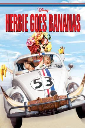 poster for Herbie Goes Bananas