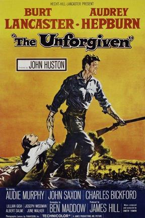poster for The Unforgiven