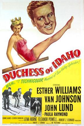 poster for Duchess of Idaho