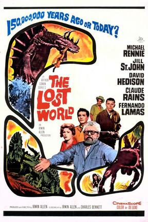 poster for The Lost World
