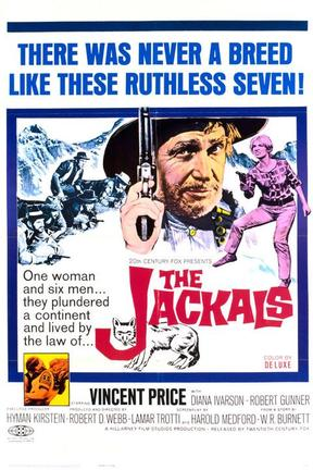 poster for The Jackals