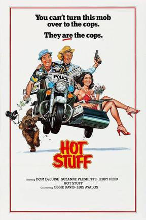 poster for Hot Stuff