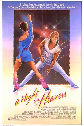 poster for A Night in Heaven