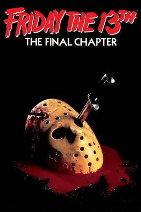 poster for Friday the 13th: The Final Chapter