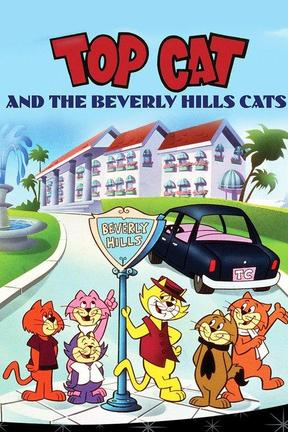 poster for Top Cat and the Beverly Hills Cats