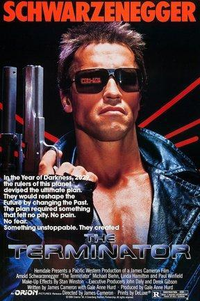poster for The Terminator