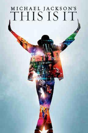 poster for Michael Jackson's This Is It