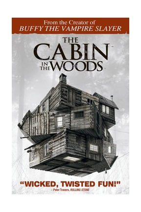 poster for The Cabin in the Woods