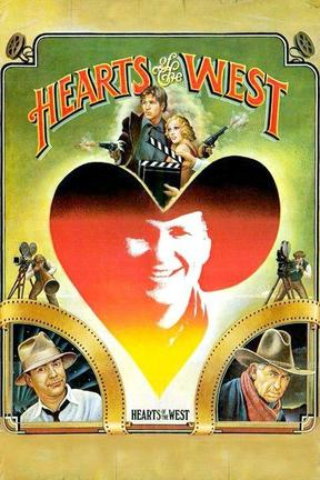 poster for Hearts of the West