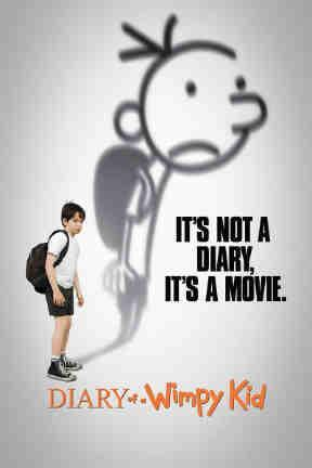 poster for Diary of a Wimpy Kid