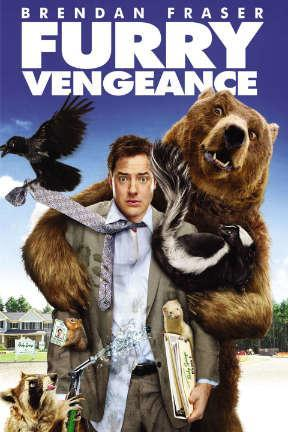 poster for Furry Vengeance