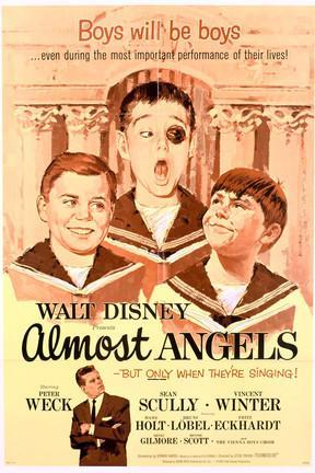 poster for Almost Angels