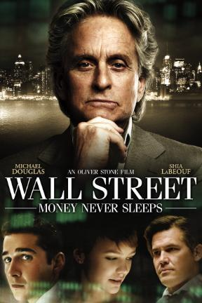 poster for Wall Street: Money Never Sleeps