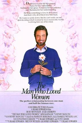 poster for The Man Who Loved Women
