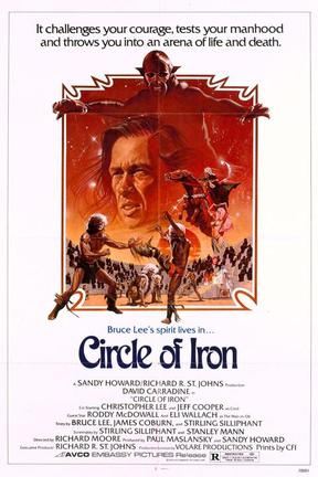 poster for Circle of Iron