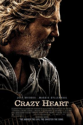 poster for Crazy Heart
