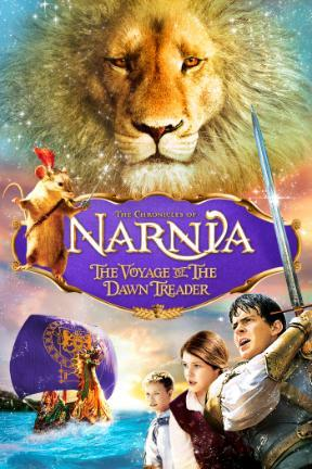 poster for The Chronicles of Narnia: The Voyage of the Dawn Treader