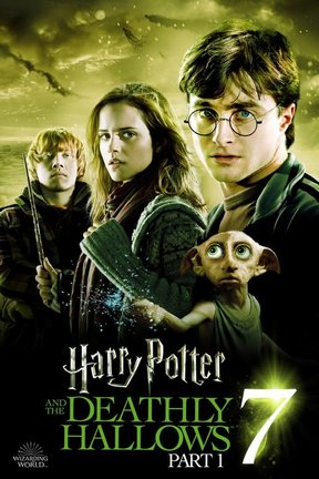poster for Harry Potter and the Deathly Hallows: Part 1
