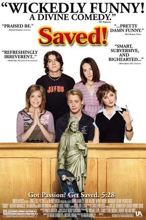 poster for Saved!