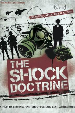 poster for The Shock Doctrine