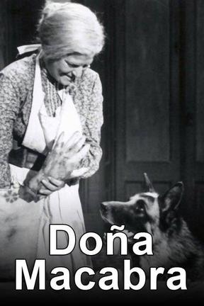poster for Doña Macabra