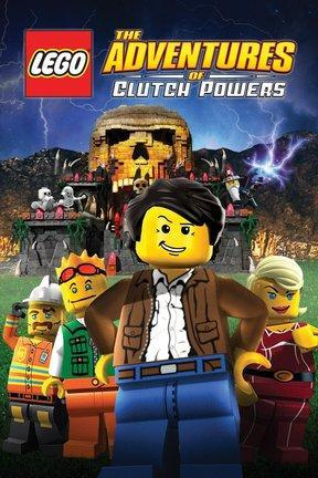 poster for LEGO: The Adventures of Clutch Powers