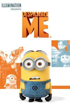 poster for Despicable Me