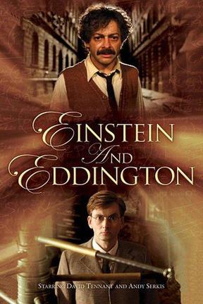 poster for Einstein and Eddington