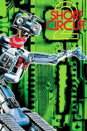 poster for Short Circuit 2