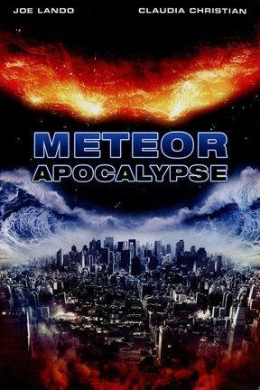 poster for Meteor Apocalypse