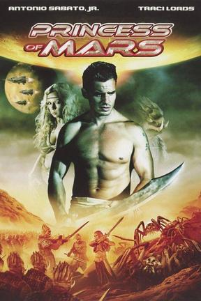 poster for Princess of Mars