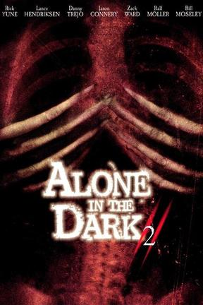 poster for Alone in the Dark 2