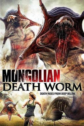 poster for Mongolian Death Worm