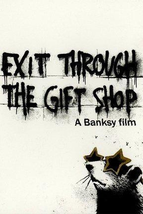 poster for Exit Through the Gift Shop