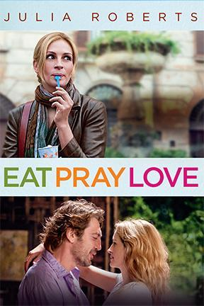 poster for Eat Pray Love