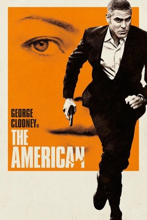 poster for The American