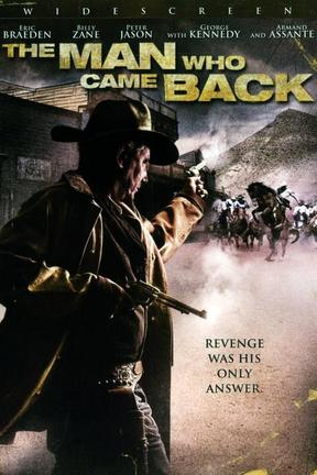 poster for The Man Who Came Back