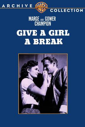 poster for Give a Girl a Break