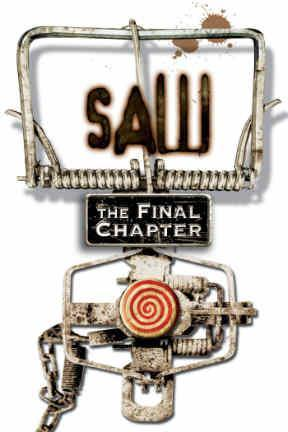 poster for Saw: The Final Chapter