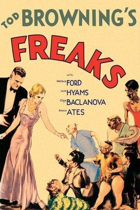 poster for Freaks